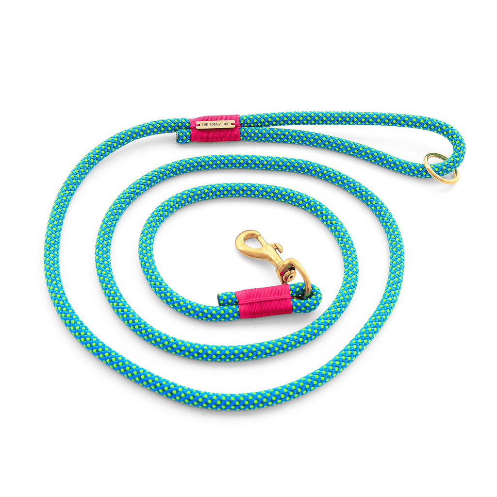 Jewel Climbing Rope Dog Leash - Frank and Millie