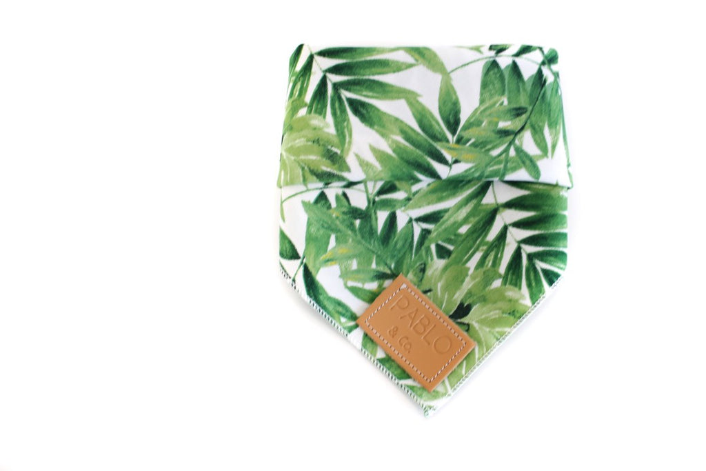 Greenery Bandana - Frank and Millie
