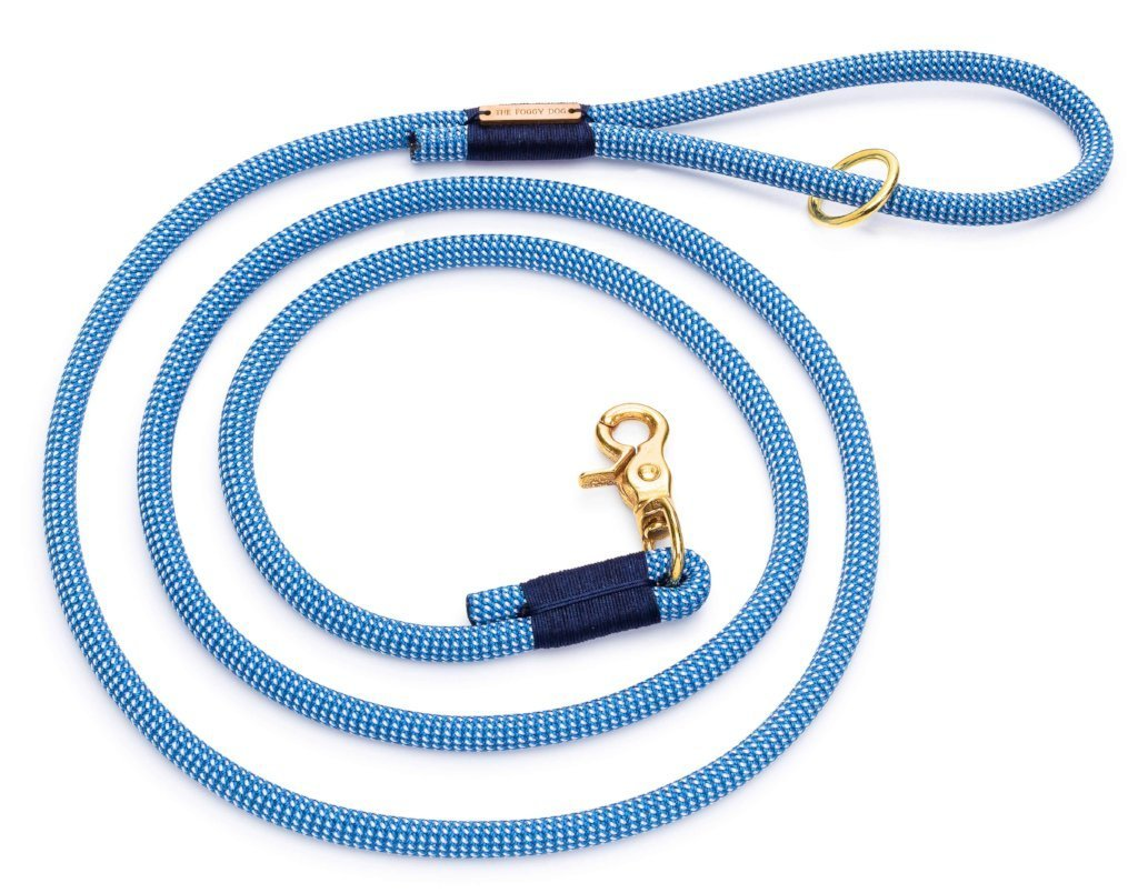 Lagoon Climbing Rope Dog Leash - Frank and Millie