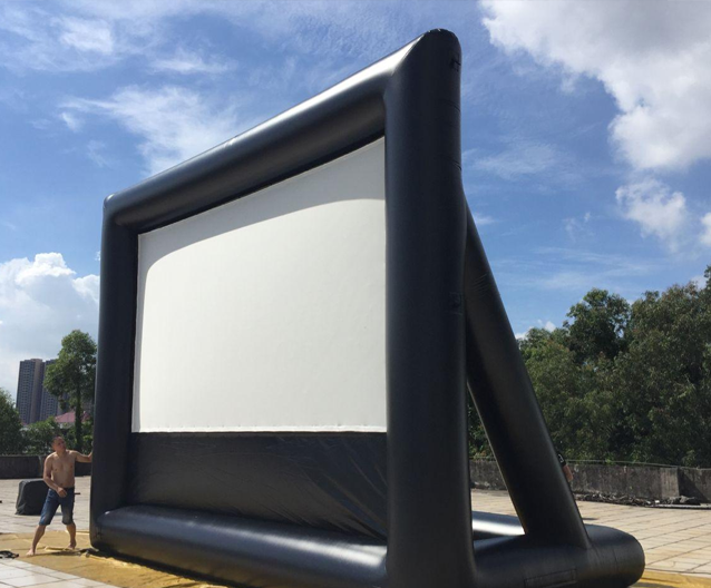 Inflatable Projector Screen Vs ProScreen Projection Screen