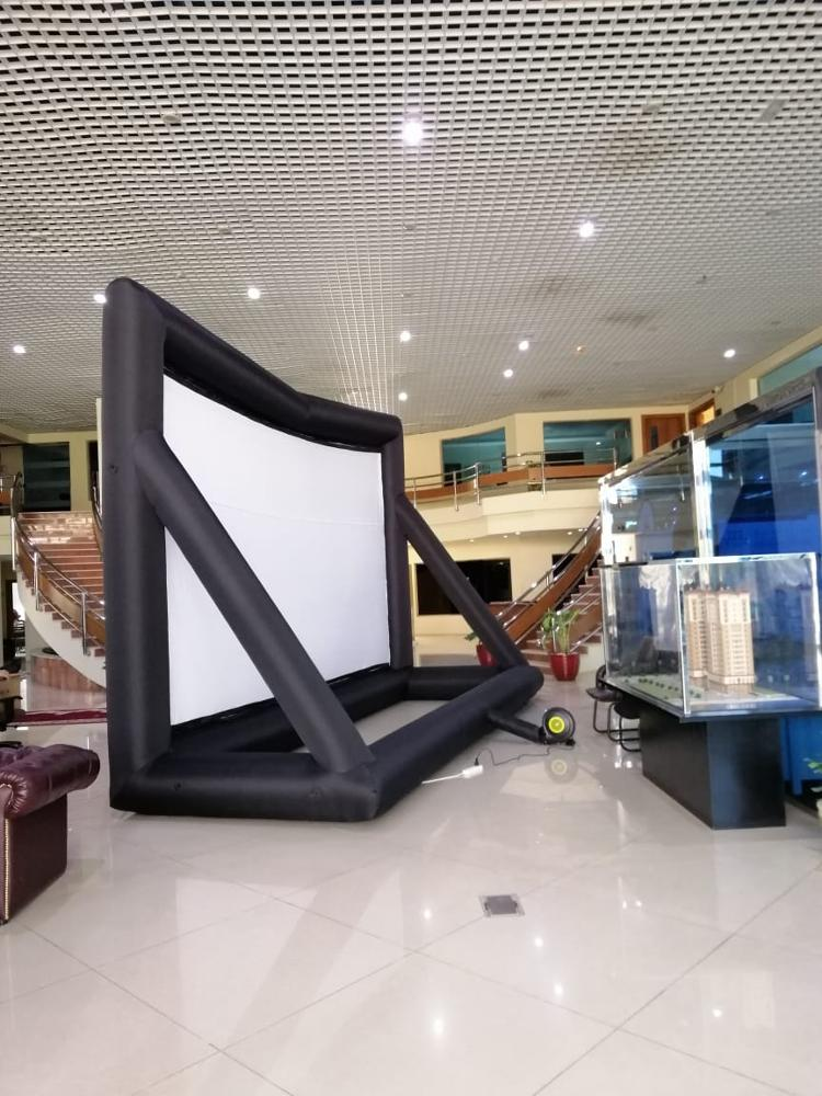 Inflatable ProScreen