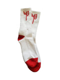 Play Socks  *Red (Single Pack)