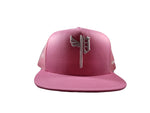 "THE SEAL ""THINK PINK"" TRUCKER SNAPBACK"