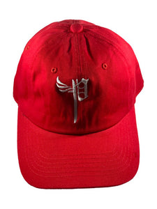 "THE SEAL STRAP BACK ""RED"""