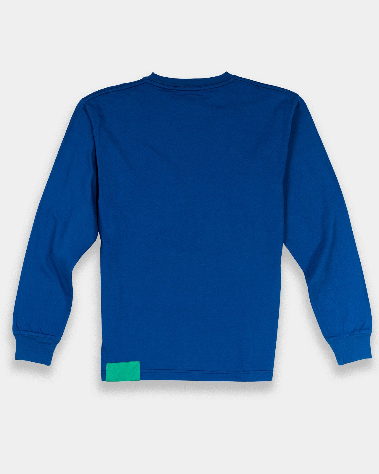 LIMOGES BLUE LONG SLEEVE T-SHIRT