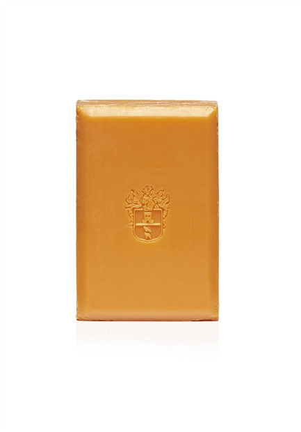 Orange And Teakwood Soap Bar