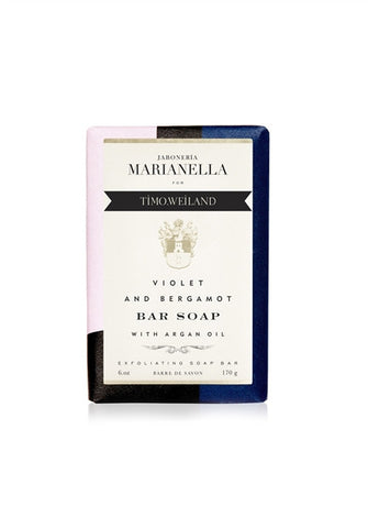 Moroccan Fig And Bergamot Soap Bar