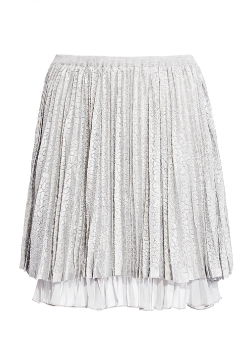 Miriam Pleated Skirt