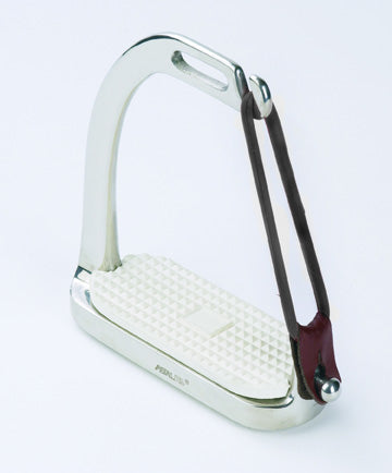 Centaur Stainless Steel Fillis Peacock Safety Stirrups