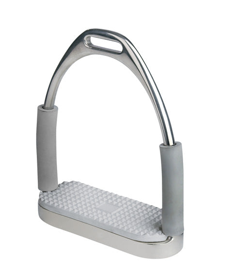 Centaur Stainless Steel Jointed Stirrup Irons