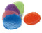 Eco Pure Rubber Jelly Glitter Two Sided Scrubber