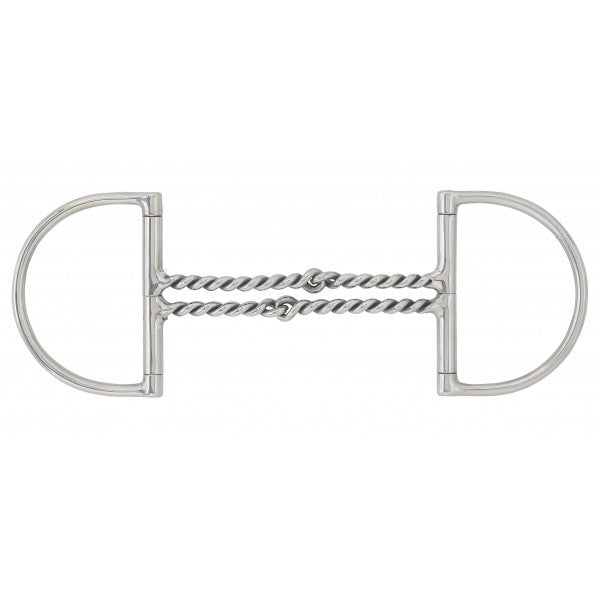 Stainless Steel Curved Double Twisted Wire Hunter Dee