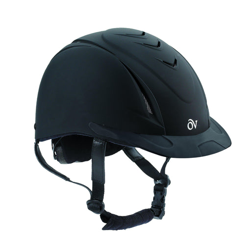 Ovation Deluxe Schooler Helmet-Ovation-The Hitching Post Tack Shop