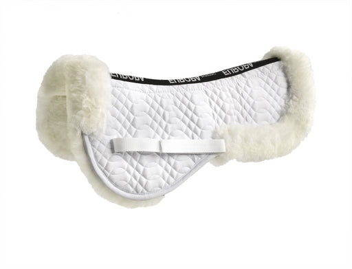 Ovation Europa Sheepskin Solid Spine Half Pad