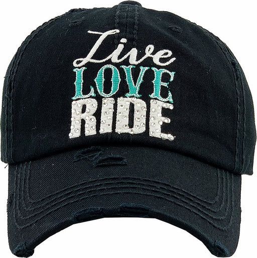 Live Love Ride Hat