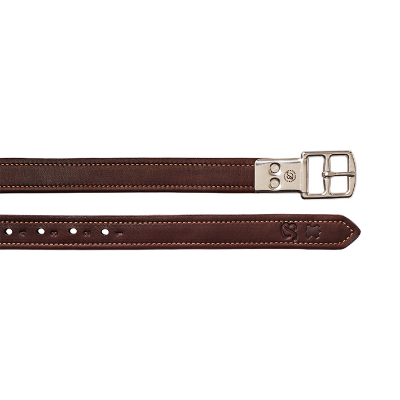 Bates Stirrup Leathers Luxe