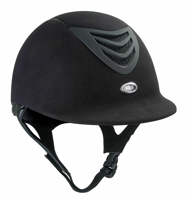 IR4G Suede Finish Helmet