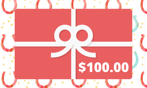 Hitching Post Tack Shop Gift Card - $100.00
