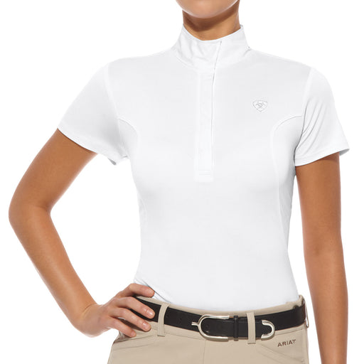 Ariat Ladies' Short Sleeve Show Shirt