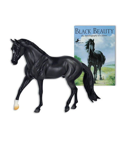 Black Beauty Horse and Book Set