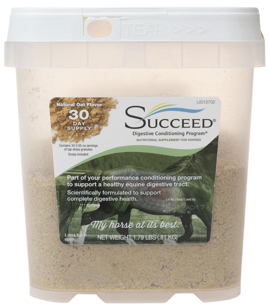Succeed Digestive Conditioning Crumbles- 30 Day Supply