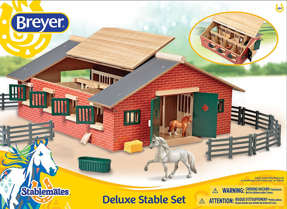 Stablemates Deluxe Stable Set