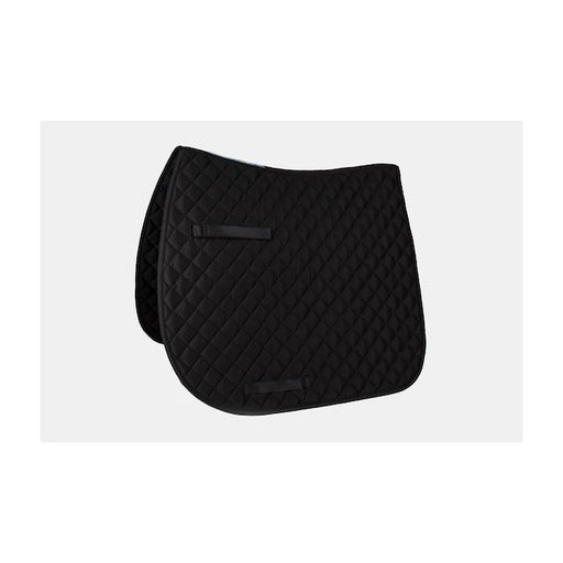 Union Hill Coolmax Black Dressage Pad