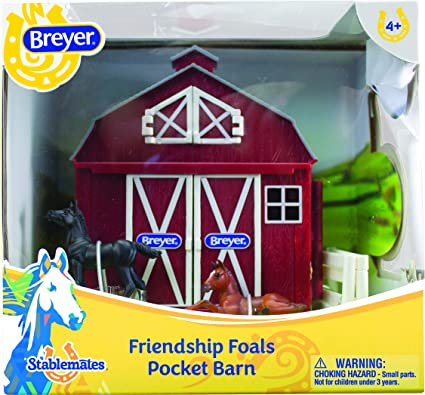 Friendship Foals Pocket Barn