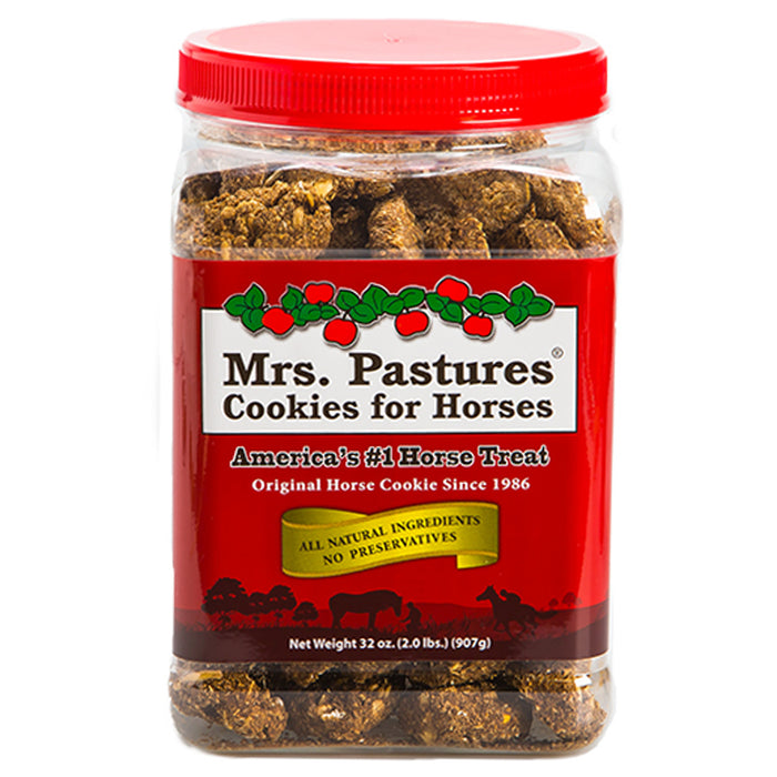Mrs. Pastures Cookies for Horses