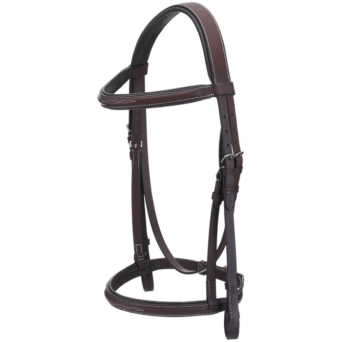 Royal Highness Fancy Padded Bridle with Reins