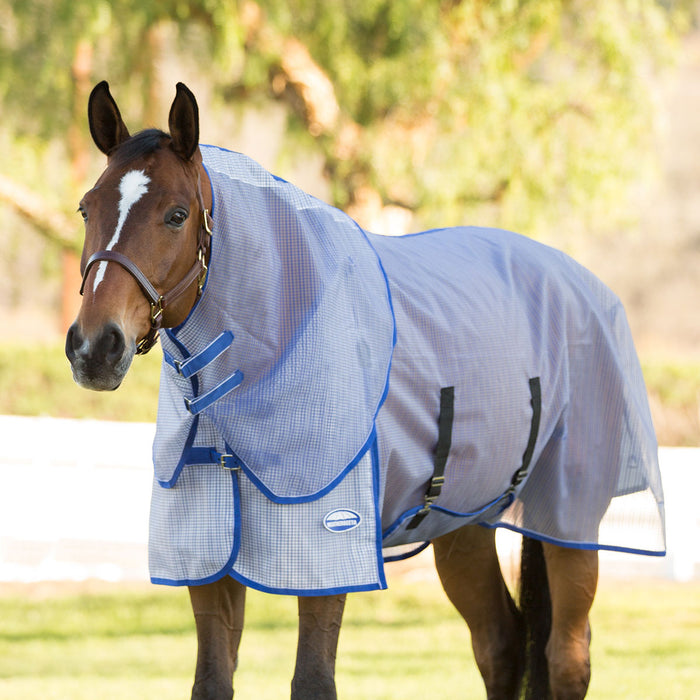 Weatherbeeta ComFiTec Ripshield Plus Detach A Neck Fly Sheet