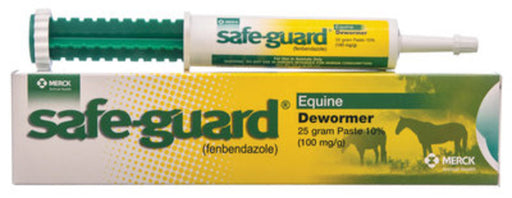 Safe-Guard Paste Equine Dewormer