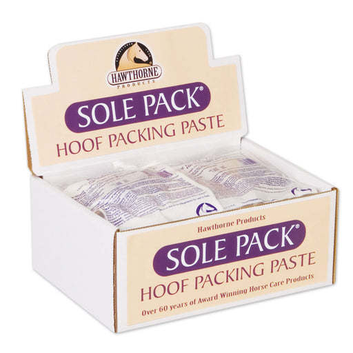 Sole Pack Hoof Packing