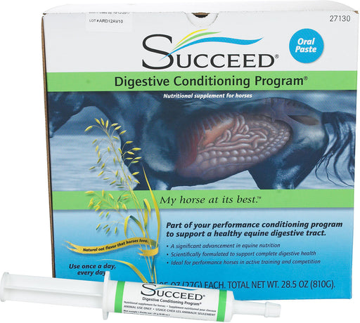 Succeed Digestive Conditioning Paste- 30 Day Supply