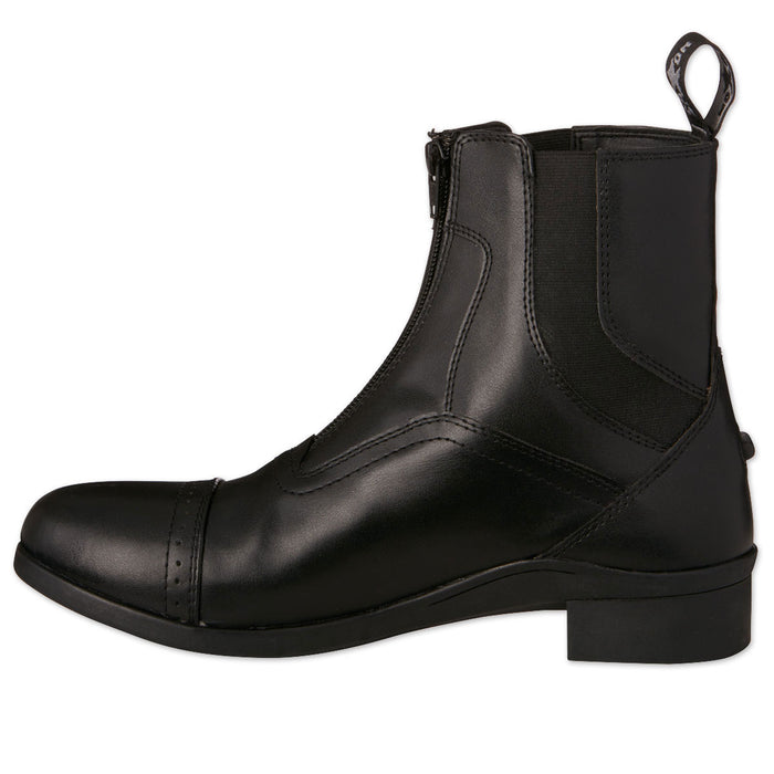 Saxon Syntovia Childs Zip Paddock Boot