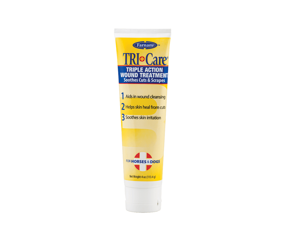 Tri Care Triple Action Wound Treatment
