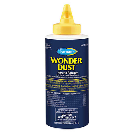 Wonder Dust Wound Powder