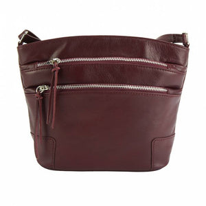 Tri-Pocket Cross-body