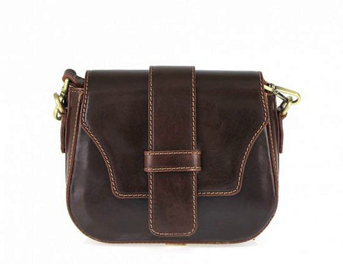 'Throw-back' Saddlebag [Ready to Ship]