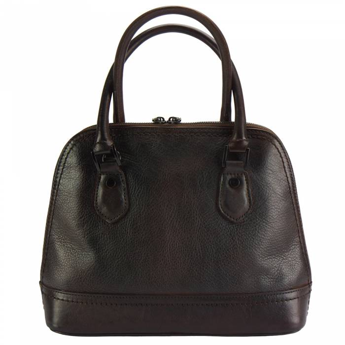 Bowler Handbag, Vintage Finish