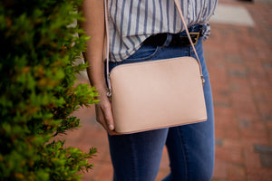 Small & Simple Cross-body