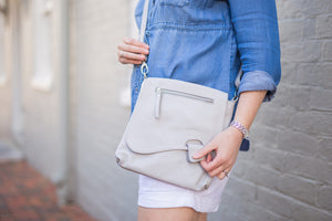 Alluring Folds Cross-Body [Ready to Ship]