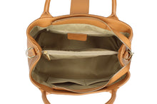 Load image into Gallery viewer, Timeless Tote with Latch Accent  [Ready to Ship]