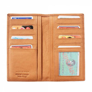 Long Wallet (Unisex)  [Ready to Ship]