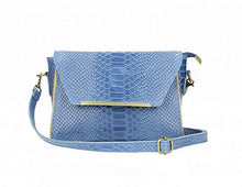 Load image into Gallery viewer, Classy & Chic, Embossed Exotic Print Handbag