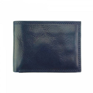 Premium Bi-Fold Wallet, Vintage Finished Leather  [Ready to Ship]