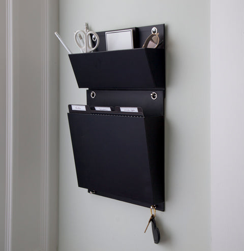 Hanging Wall Pocket System