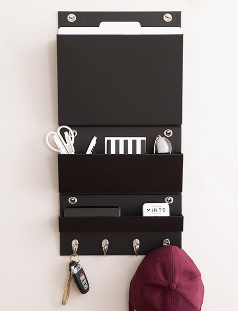 Hanging Wall File System with Hooks