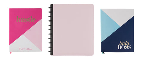 Holly Bohn of See Jane Work Loves These Notebooks