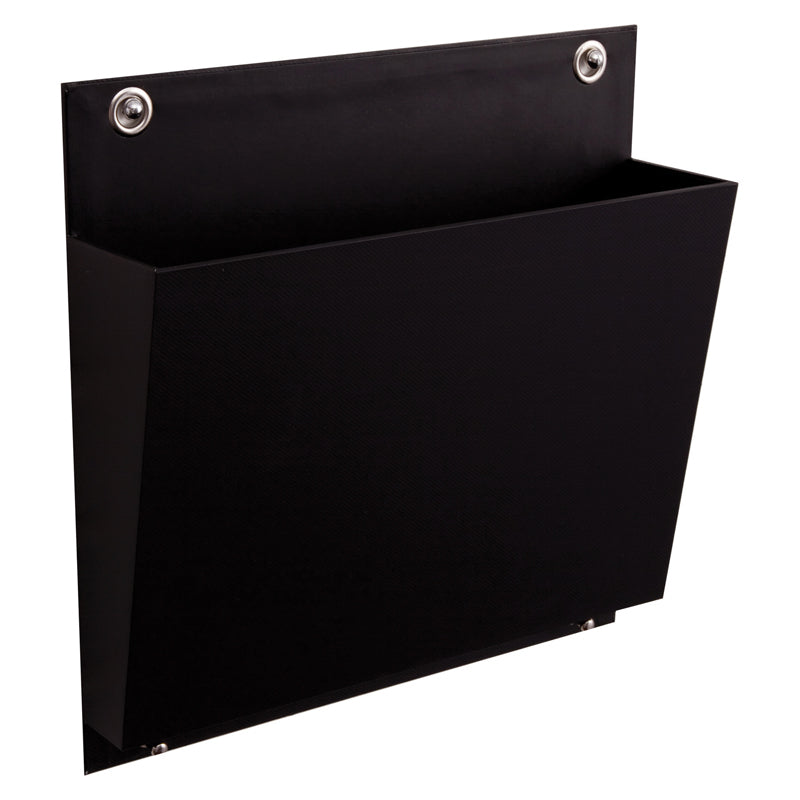 See Jane Work® Wall File, Black - see-jane-work